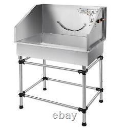 38 Stainless Steel for Pet Dog Cat Wash Grooming Small-Medium Bath Tub Bathtub