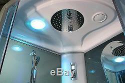 42 Eagle Bath WS-902L-42 Steam Shower Enclosure withTUB (110v ETL Certified)