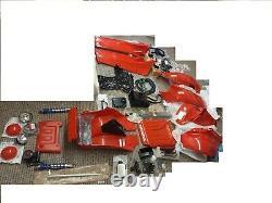 89-90 Honda Pilot Fl400R FL400 Nos Fender Tub Roof Tach Plastics Harness Shocks
