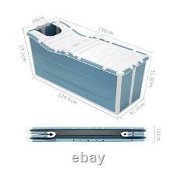 Adult Folding Bathtub Household Large Portable Indoor Outdoor Body Bathing Child