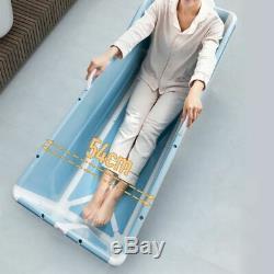 Adult Folding Bathtub Household Portable Bucket Large Thick Whole Body Bathing