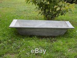 Bathroom bath, Zinc Laundry Basin Tub, baby bath tube, wash stand, Bathroom Sink
