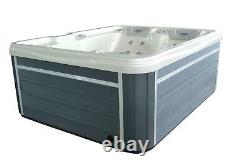Brand New Luso Spas Luxury Hot Tub The 3000 Spa Whirlpool 2-3 Seat Rrp£4499