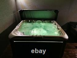 Brand New Luxury The Aquarius Hot Tub Whirlpool 5 Seat Rrp £5499 13amp Balboa