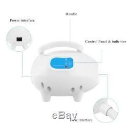 Bubble Bath Tub Massager Body Spa Pain Relief Massage Mat 3 levels Adjustable