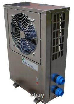 Cool Energy CE-PH7 8.2kW Swimming Pool / Hot Tub Air Source Heat Pump