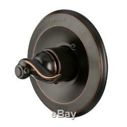 Delta Trim Kit Tub Shower Faucet Full Body Spray Bath Durable Oil Rubbed Bronze