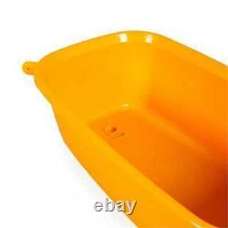Dog Bath Tub Shower Holder Non-Slip Bottom Grooming Quality Wash Lightweight