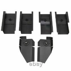 Full Tub Body Mount Repair Kit Front Rear Middle for Jeep Wrangler TJ 1997-2006