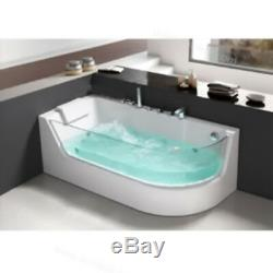 Gorgeous Hydrotherapy bathtub, free standing Luxuryshowerroom model LSA31-33