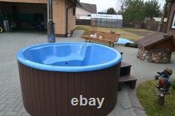 HOT TUB BADEZUBER JACUZZI SPA Badefass Badetonne Badebottich BATH TUB gorca bec