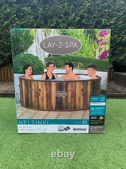 Helsinki Lay-Z-Spa 2021 Hot Tub 60025 Brand New Free Shipping UK STOCK