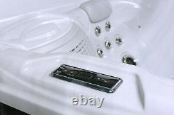 Hot Tub 2 Brand New 2 Person Luxury Hot Tub Plug & Play, Uk Stock Luso Spas