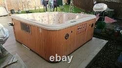 Hot tub no reserve
