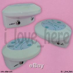Ionic Ion Detox Foot Bath Cell Aqua Cleanse SPA Machine Tub 2 Arrays CE Approved