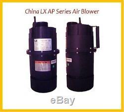 Lx Ap400 400w Hot Tub Spa Air Blower With Air Switch Spa Pool Bath