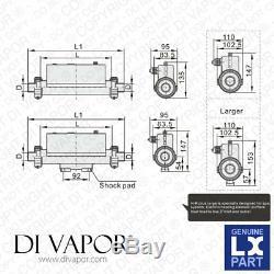 LX H10-R3 Water Heater 1000W (1kW) Hot Tub Spa Whirlpool Bath Flow Type