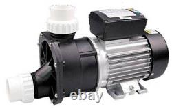 LX WTC50M Circulation Pump Hot Tub Spa 1 Speed Single Whirlpool Bath