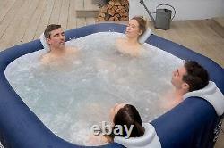 Lay-Z-Spa Hot Tub Pillow With Lay-Z-Spa Logo