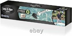 Lay-Z-Spa Rechargeable Vacuum, Hot Tub Cleaning Tool, White