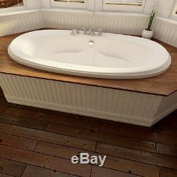 NEPTUNE FELICIA MODERN 72x38 DROP-IN BATH TUB SOAKER (NO WHIRLPOOL)