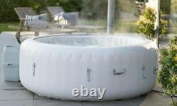 NEW Lay Z Spa PARIS 2021 4-6 Person Hot Tub Spa LED Lights Freeze Shield