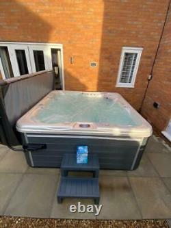 New 2021 Design THE LUNA Person Hot Tub With Balboa Control System 75 JETS