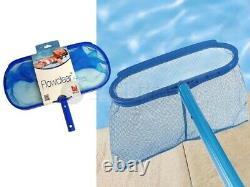 New Aqua Swimming Pool Deep Leaf Net Pools Spas Skimmer Hot Tub Flowclear