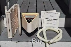 Pollenex Whirlpool Bath Tub Hot Spa Massage Jacuzzi Jets Portable Timer WB800