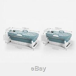 Portable Home Bathtub Folding Tub Massage Bath And Body Steam SPA Jacuzzi