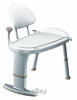 Sliding Bath Seat Chair Bench Transfer Tub Heavy Duty Shower Safety Comfortable