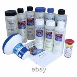 Spa Choice Bromine Spa & Hot Tub Spring Opening Startup Kit