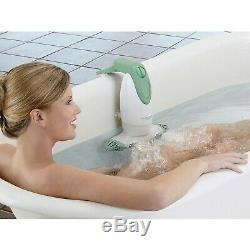 Spa For Bathtub Bubble Machine Jacuzzi Portable Kit Maker Underwater Double Jet