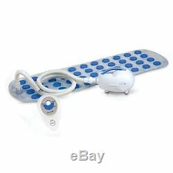 Submersible Massage Bubble Bath Tub Mat for Relaxing Jacuzzi Hot Tub Experience