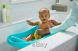 The First Years Sure Comfort Deluxe Newborn to Toddler Tub, Teal