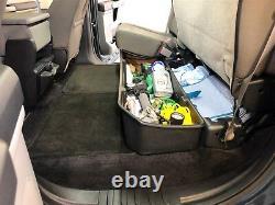 Underseat Storage Box 15-20 fits Ford F150 SuperCrew Cab Under Seat Organizer