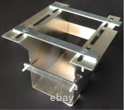 Universal Under Tray Tub Dual Battery Tray Aux 2nd Battery