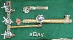 Vintage Bathtub Shower Faucet Plumbing 1290-13