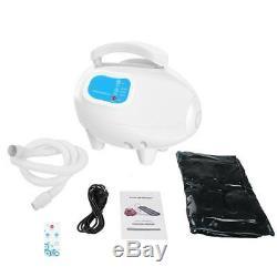 Waterproof Bubble Bath Tub Ozone Body Spa Machine Massage Mat + Air Hose US