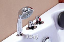 Whirlpool Bath Tub 152x152 Jacuzzi Bath Hydro Massage Dual Disinfection Spa